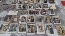 Lot 33 Cartes Postales - 5 - 99 Postcards