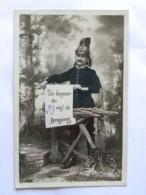 CPA - (77) Seine Et Marne  - PROVINS - Un Bonjour Du 29 è Régt De Dragons - Militaire - Provins