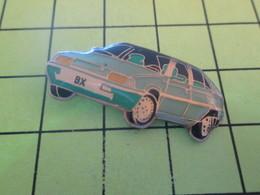 1315A Pin's Pins / Beau Et Rare : THEME : AUTOMOBILES / CITROEN BX BLEUE - Citroën