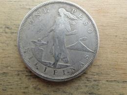 Philippines  1 Peso  1906  Km 168 - Philippinen