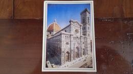 Firenze - Cattedrale Di Santa Maria Del Fiore - Firenze