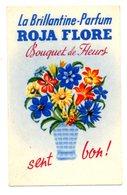 Carte Parfumée / ROJA FLORE : BOUQUET DE FLEURS - Cartes Parfumées