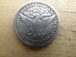 Etats-unis  Quarter Dollar  1905  Km 114 - Federal Issues