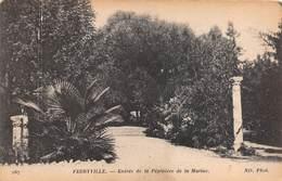 "4634 "" FERRYVILLE-ENTREE DE LA PEPINIERE DE LA MARINE ""-CART. ORIG. NON SPED. - Tunisia"