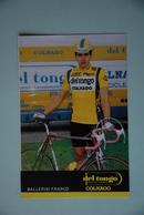 CYCLISME: CYCLISTE : FRANCO BALLERINI - Ciclismo