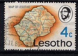 Lesotho, 1976, SG 302, Used - Lesotho (1966-...)