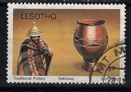 Lesotho, 1980, SG 418, Used - Lesotho (1966-...)