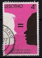 Lesotho, 1977, SG 343, Used - Lesotho (1966-...)