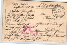 Deutsche Feldpost -  Rumänien.....Karte (ke6325    ) Siehe Scan - 1. Weltkrieg (Briefe)