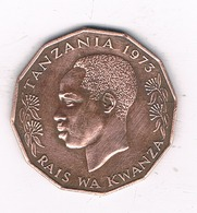 5 SENTI 1973 TANZANIA /5315/ - Tanzanie