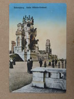 Hohensyburg Kaiser Wilheim Denkmal - Deutschland