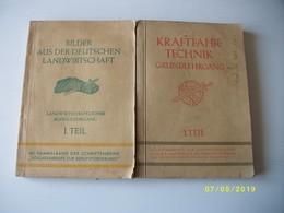 2 Livres En Allemand Voir Les Photos - Livres, BD, Revues