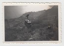 NF/ 74 - VEYRIER DU LAC - Téléférique - Vue Sur Le Lac D'Annecy - 1955 - Foto