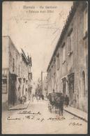 Italy-----Marsala-----old Postcard - Marsala