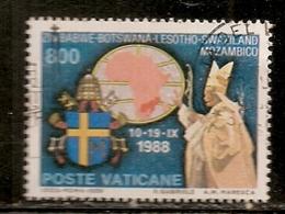 VATICAN     N°   869   OBLITERE - Vatican
