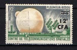 REUNION - 1963 - CENTRO DI TELECOMUNICAZIONE SPAZIALE - USATO - Reunion Island (1852-1975)