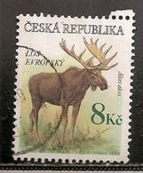 TCHEQUIE   N°   175  OBLITERE - Tschechische Republik