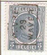 "OCVB N°  4708   WAVRE ""29"" WAVER  A - Roulettes 1920-29"