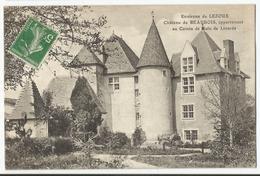 CPA [63] Puy-de-Dôme > Environs De Lezoux - Château De Beaubois, Appartenant Au Comte De Gain De Linards - Lezoux