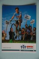 CYCLISME: CYCLISTE : FABRIZIO BONTEMPI - Ciclismo