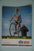 CYCLISME: CYCLISTE : EMANUELE BOMBINI - Ciclismo