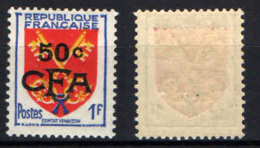 REUNION - 1955 - STEMMA: VENAISSIN - MNH - Isola Di Rèunion (1852-1975)
