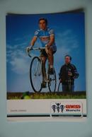 CYCLISME: CYCLISTE : DAVIDE CASSANI - Ciclismo