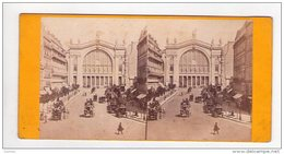 PHOTO STEREO , Paris, Gare Du Nord - Photos Stéréoscopiques