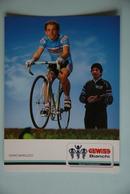 CYCLISME: CYCLISTE : DARIO MARIUZZO - Ciclismo