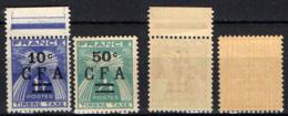 REUNION - 1949 - SPIGHE DI GRANO - MNH - Impuestos