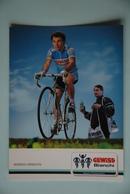 CYCLISME: CYCLISTE : MORENO ARGENTIN - Ciclismo