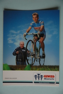 CYCLISME: CYCLISTE : ENNIO SALVADOR - Ciclismo