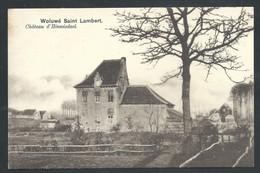 +++ CPA - WOLUWE ST LAMBERT - Château D' HINNISDAEL - Nels Série 11 N° 240  // - Woluwe-St-Lambert - St-Lambrechts-Woluwe