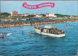 Punta Marina - Veduta Dal Mare - Ravenna - H5365 - Ravenna