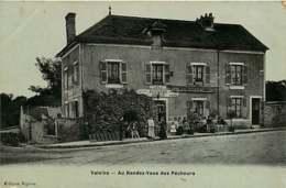 130719 - 77 VALVINS Au Rendez Vous Des Pêcheurs - Café Restaurant BIGNON édition Bignon - France