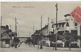 Creil/ Avenue De La Gare - Creil