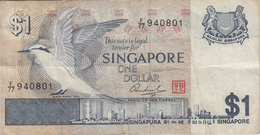 1 Dollar - Singapour
