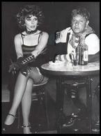 Ombretta Colli E Paolo Villaggio - Anni '80 / Foto D'archivio Di Un Grande Quotidiano - Foto
