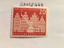 Germany Luneburg 1956 Mnh - [7] Federal Republic