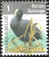 COB 4042 (o)  [ELECTIONS] - 1985-.. Vögel (Buzin)