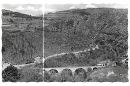 Vabre Rare Viaduc De Beaudecamy, La Micheline - Vabre