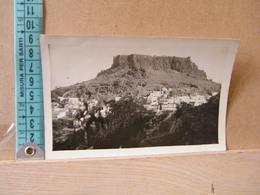 MONDOSORPRESA,  CARTOLINA FOTOGRAFICA, RODI  PANORAMA A LINDOS, 1916 - Greece