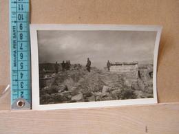 MONDOSORPRESA,  CARTOLINA FOTOGRAFICA, RODI  CASTELLO DI  LINDOS, 1916 - Grecia