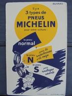 PNEUS MICHELIN - BORDS ARRONDIS - Blotters