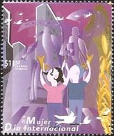 J) 2012 MEXICO, INTERNATIONAL WOMEN'S DAY, MNH - Mexico