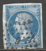 FRANCE - Oblitération Petits Chiffres LP 6 L'ABSIE (Deux-Sèvres) - 1849-1876: Classic Period