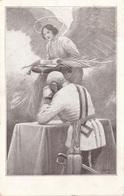KAISER FRANZ JOSEF - Mein Gott, Du Hast Nur Selten Glück Im Leben Mir Beschieden … Druck Koch & Werner Wien, Gel.1916 - Königshäuser