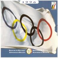 FDC Setje  1996  Frans + Vlaams * AAN UITGIFTE PRIJS - 1993-...: Albert II