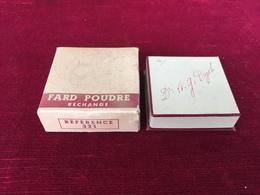 Boite à Poudre-fard Rechange Ancienne,pleine & Scellée,lab. Du DNG Payot, 10, Rue De Castiglione, Paris - Beauty Products