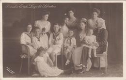 FAMILIE ERHERZOG LEOPOLD SALVATORE … Phot.Adele Wien - Königshäuser